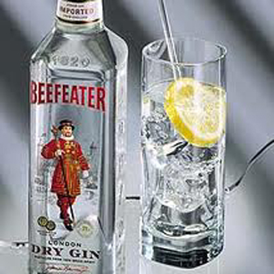 Botella Ginebra Beefeater, 75 cl