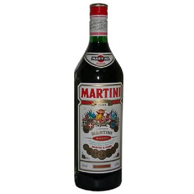 Botella Vermouth Rojo, 75 cl