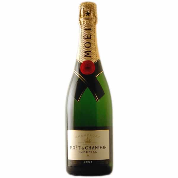 Champagne Moet Chandon Imperial, botella de 75 cl